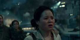 Star Wars' Kelly Marie Tran Reveals Big Lesson Learned From Playing Rose Tico And Raya