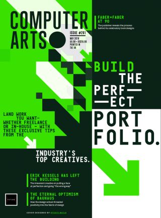 Computer Arts 291 cover