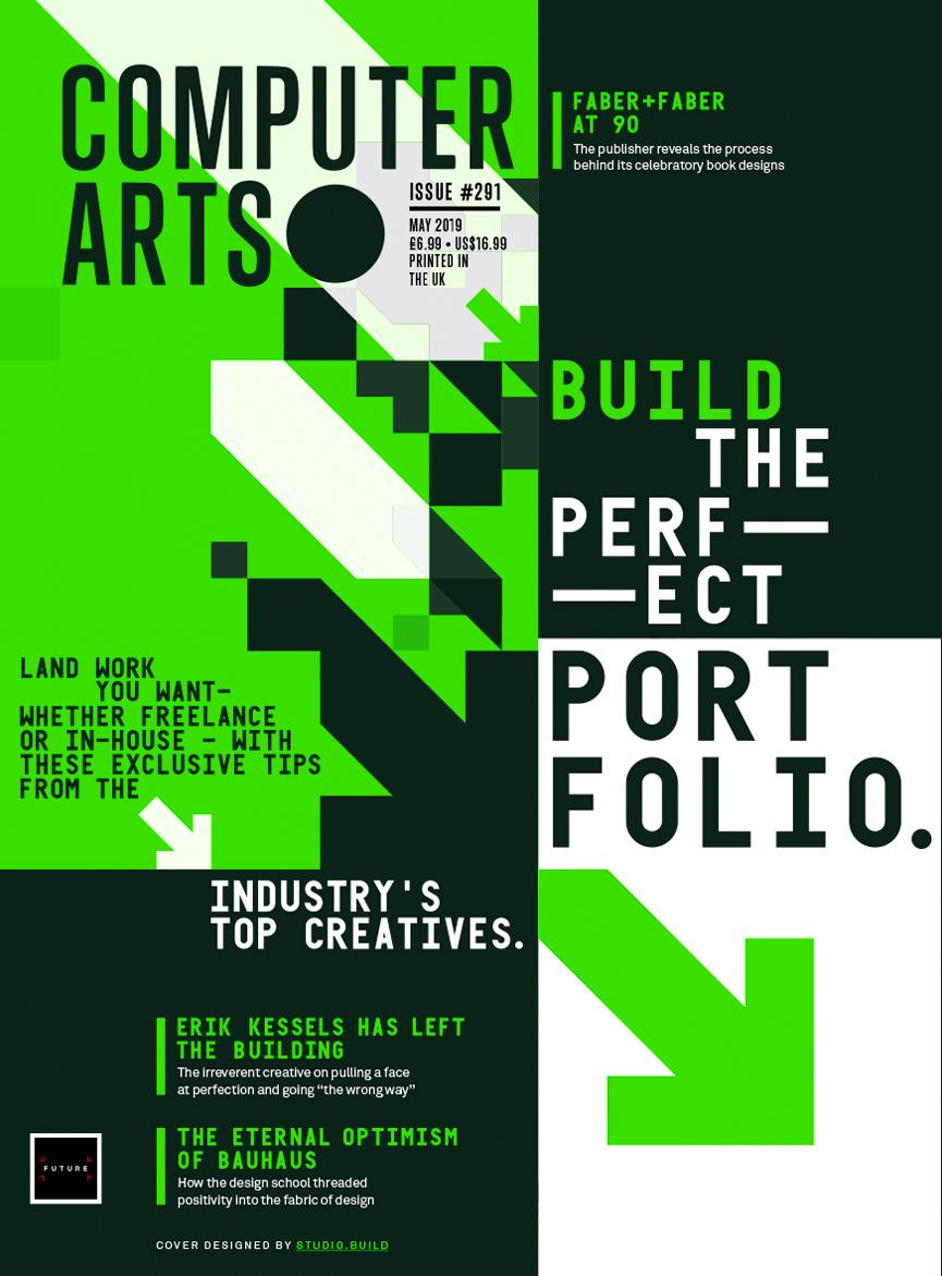 Build Your Perfect Portfolio With Computer Arts Creative Bloq