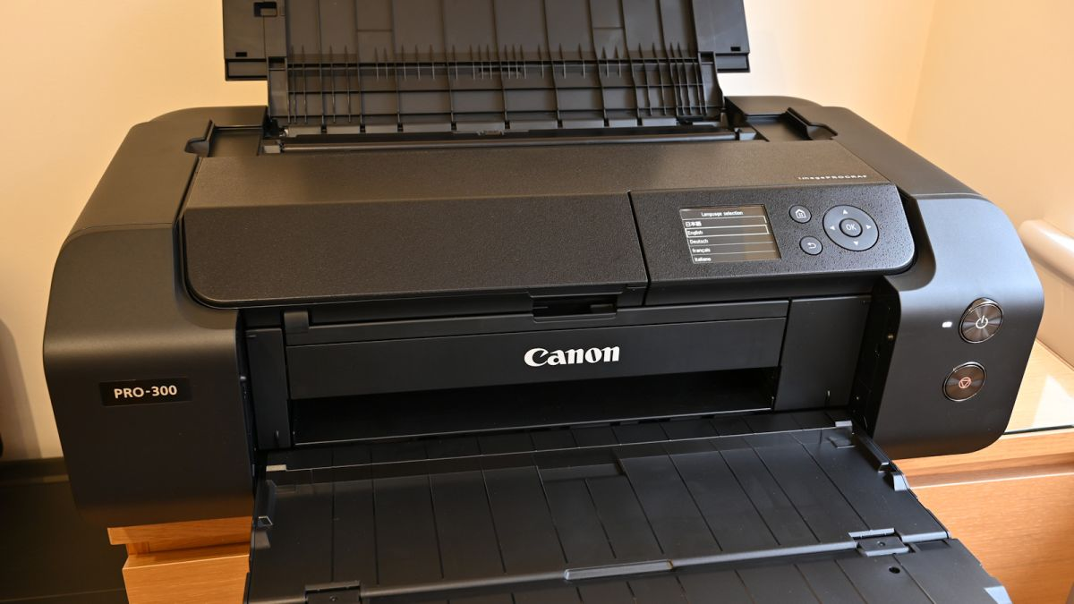 Canon imagePROGRAF PRO-300 review