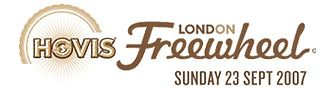 Hovis London Freewheel logo