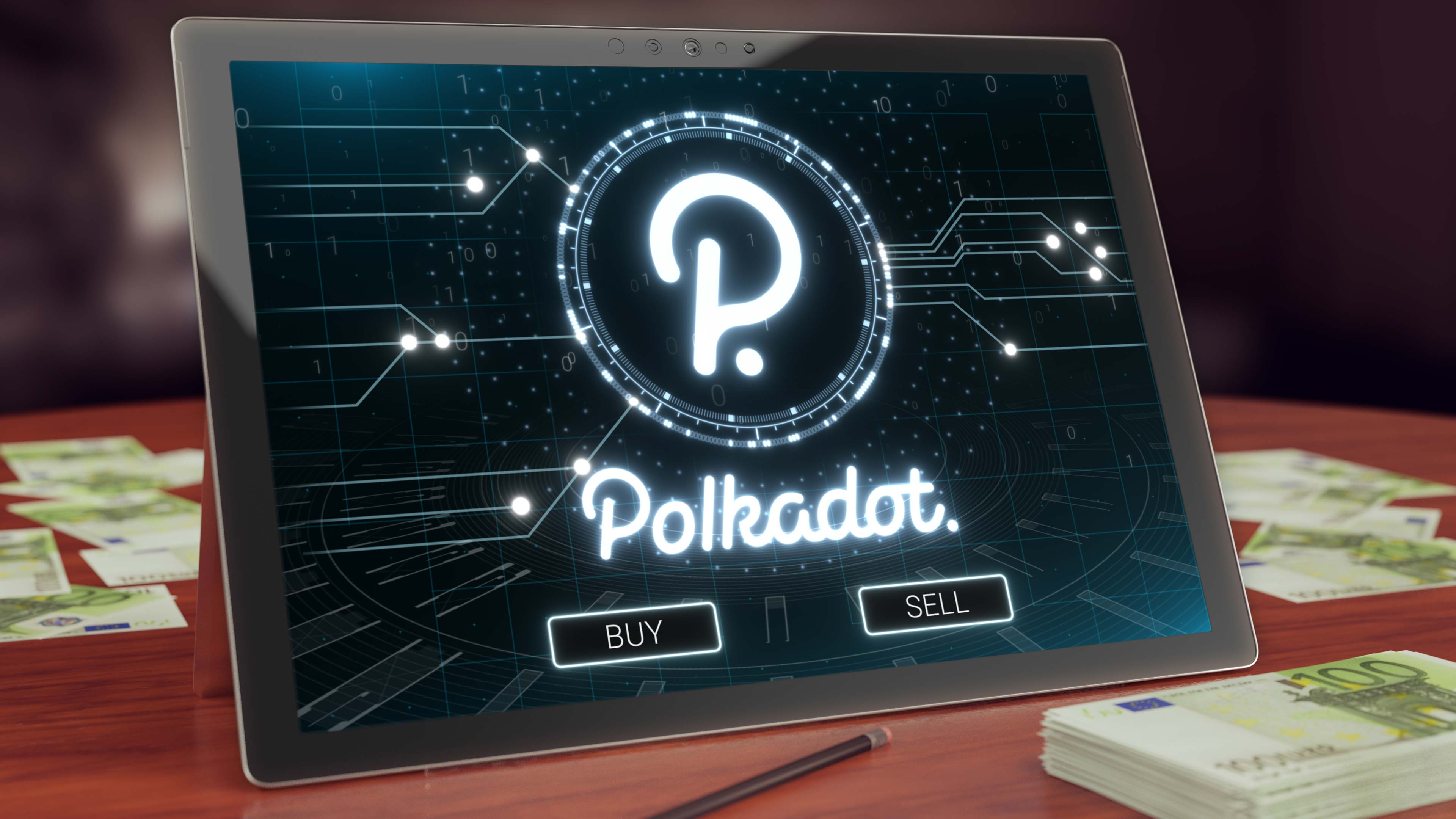 Best cryptocurrency listed — Polkadot