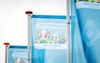 Euro 2020 flag