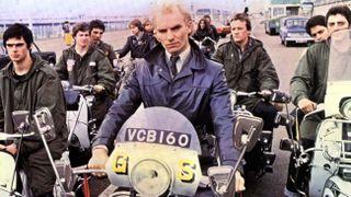 Sting in Quadrophenia, 1979