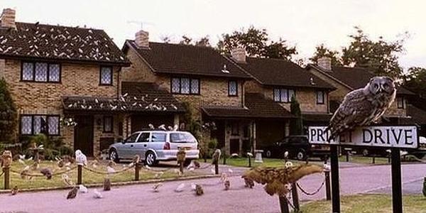 Дом Гарри Поттера, выставленный на продажу