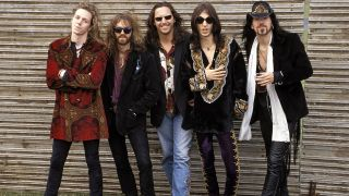 The Black Crowes in 1991