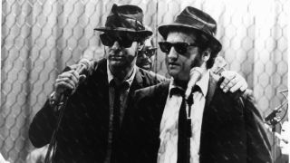 A still from the film The Blues Brothers