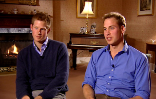 William & Harry: Brothers in Arms