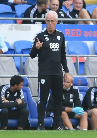 Cardiff City v Millwall – Sky Bet Championship – Cardiff City Stadium