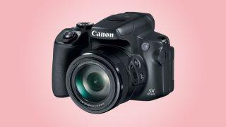 Canon PowerShot SX70 HS. Image Credit: Canon/TechRadar.