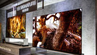 LG 8K OLED TVs