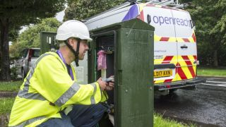 Boris Johnson broadband