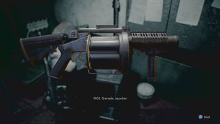 resident evil 3 weapons gun upgrade locations where to find