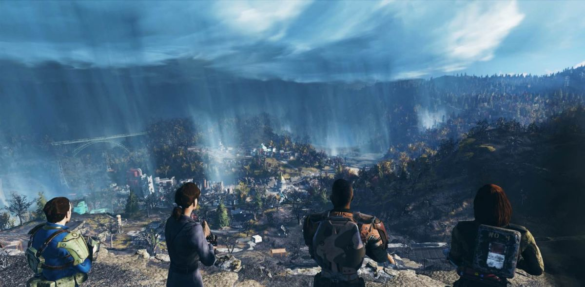 My Two Weeks With Fallout 76: Fun, Weird and Strangely