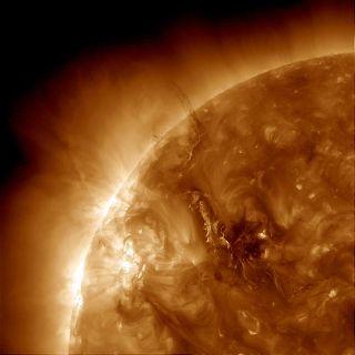 helio solar plasma