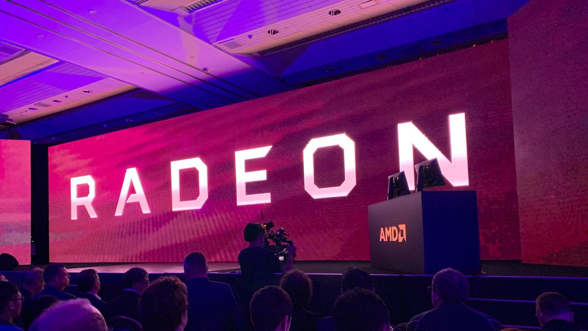 AMD hints at ray tracing in the future
