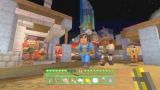 Fallout 4 gets a Minecraft mash up pack  Great, *another