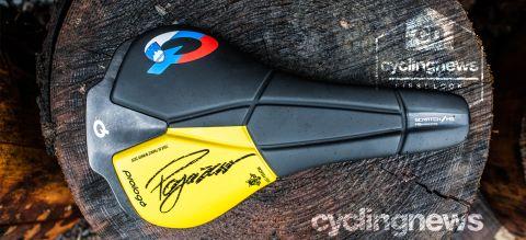 Tadej Pogacar Prologo Scratch M5 carbon saddle