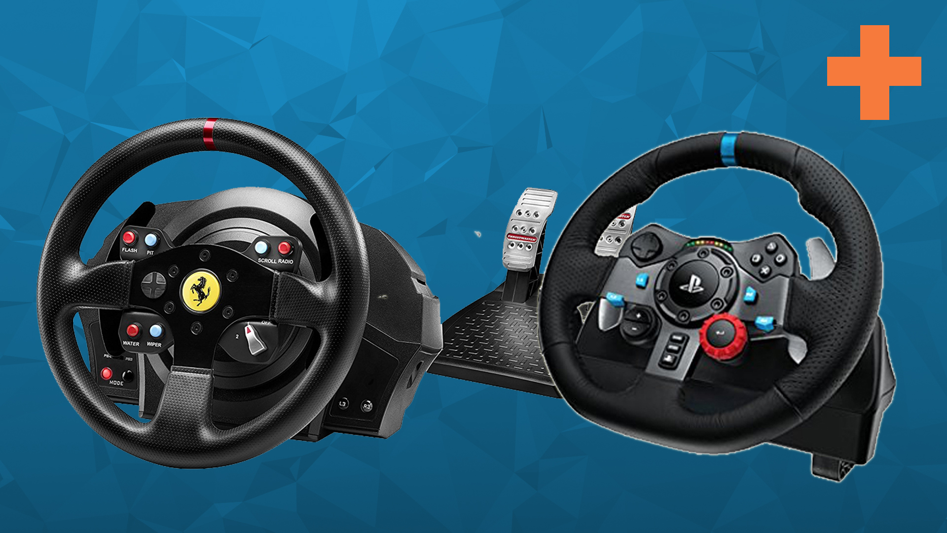 Best PS4 steering wheels 2019: PS4 racing wheels for all budgets