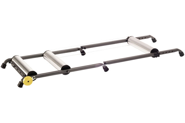 CycleOps aluminium rollers with resistance