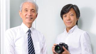 Sigma's Chairman Michihiro Yamaki and CEO Kazuto Yamaki