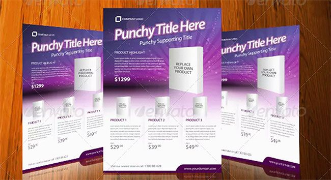 30 eye-catching flyer templates | Creative Bloq