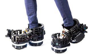 Ekto VR Boots
