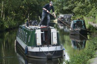 Robbie Cumming Canal Boat Diaries