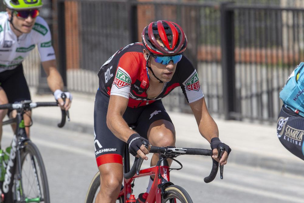 Richie Porte to make Trek-Segafredo debut leading team at Tour Down Under