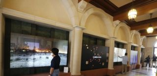MultiTouch and University of Southern California Unveil Interactive Touch Display