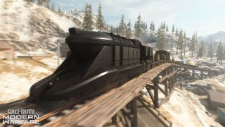 Warzone train