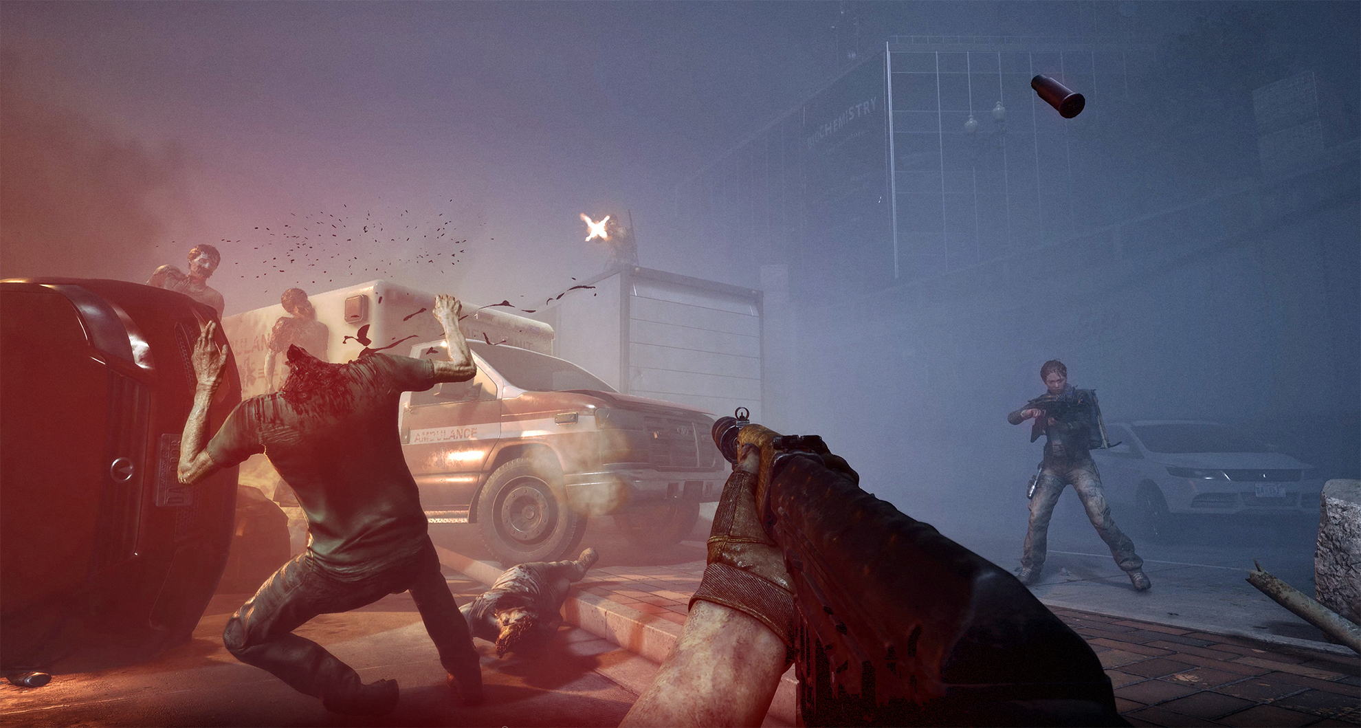 Low sales revenue from Overkill's The Walking Dead means Starbreeze is cutting costs