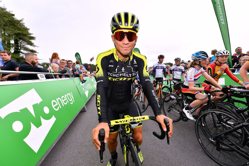 the latest a28aa 2716c Business as usual' for Caleb Ewan in last race for ...