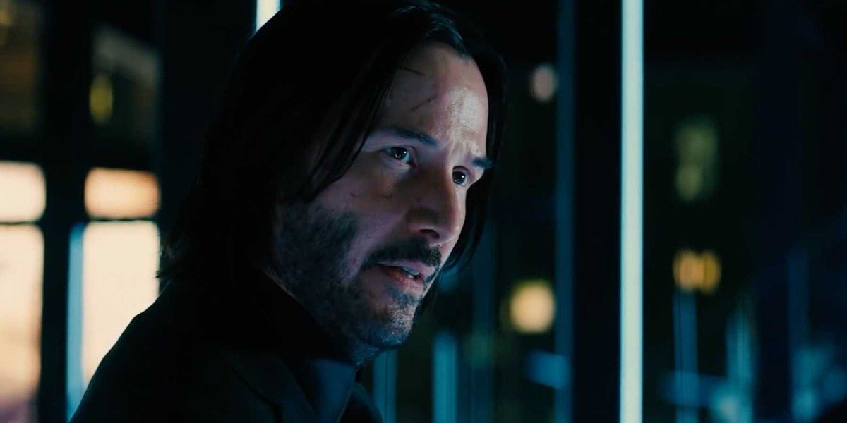 Keanu Reeves John Wick Chapter 3 Parabellum