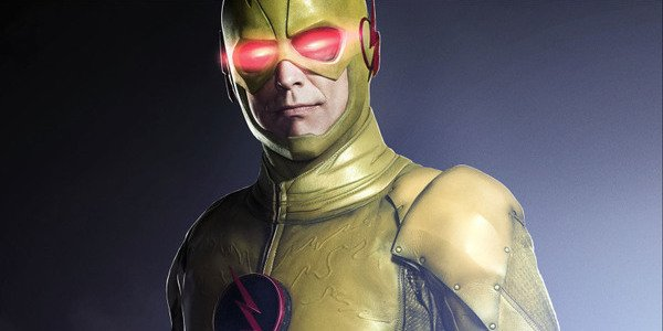 the flash reverse flash the cw