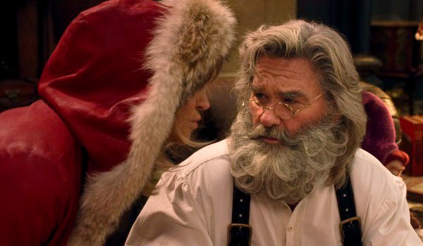 The Christmas Chronicles Santa.Kurt Russell S 5 Sexiest Santa Moments In The Christmas