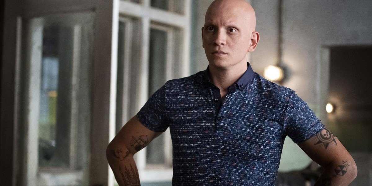 Anthony Carrigan - Barry