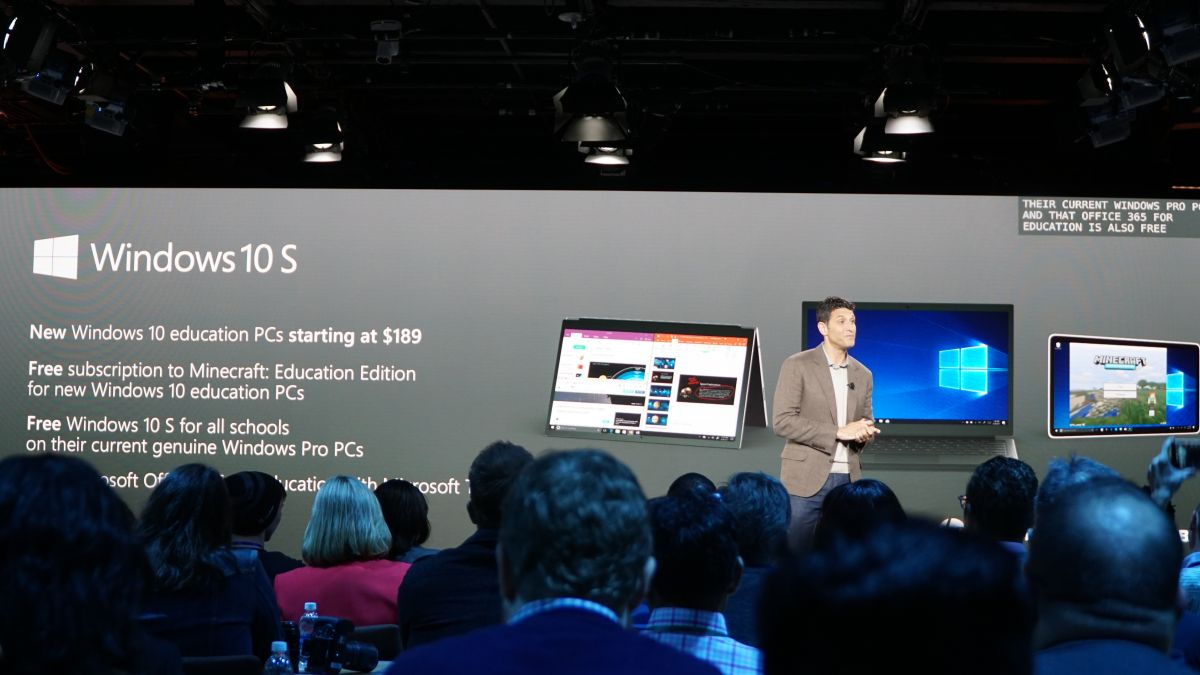 c676e60a8a402b Don't want Windows 10 S mode? You'll be able to disable it via the  Microsoft Store | TechRadar
