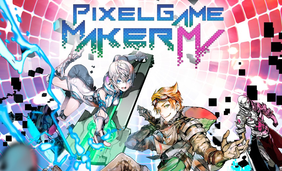 Pixel Game Maker MV is a sister engine to RPG Maker | PC Gamer