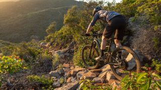 Skills are all about knowing when to brake and where to place your centre of gravity (image credit: Giant Bicycles)