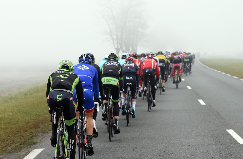 Behind The Lens At Paris Nice Stage Four Sky Emerge
