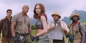 Watch The Rock Lip Sync Welcome To The Jungle For The New Jumanji Movie