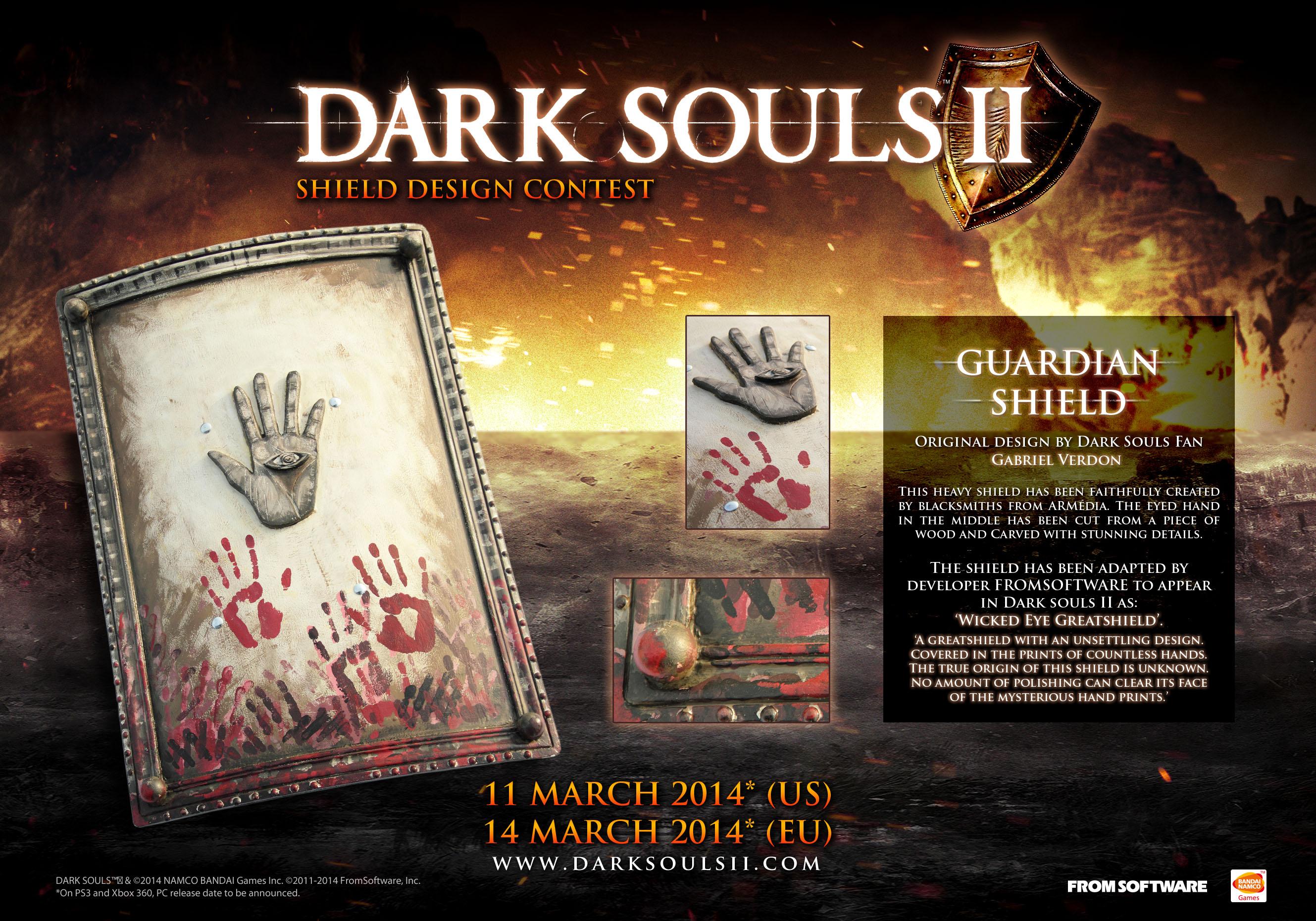 Dark Souls 2 Screenshots Unveil Two Amazing Shields #30434