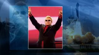 Elton John's Wake-Up Call for the Crew of STS-13