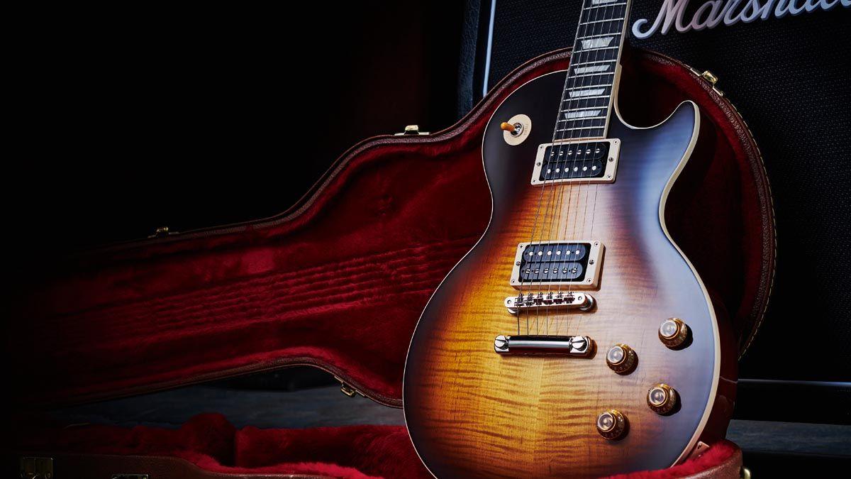 Gibson Slash Les Paul Standard Review Musicradar