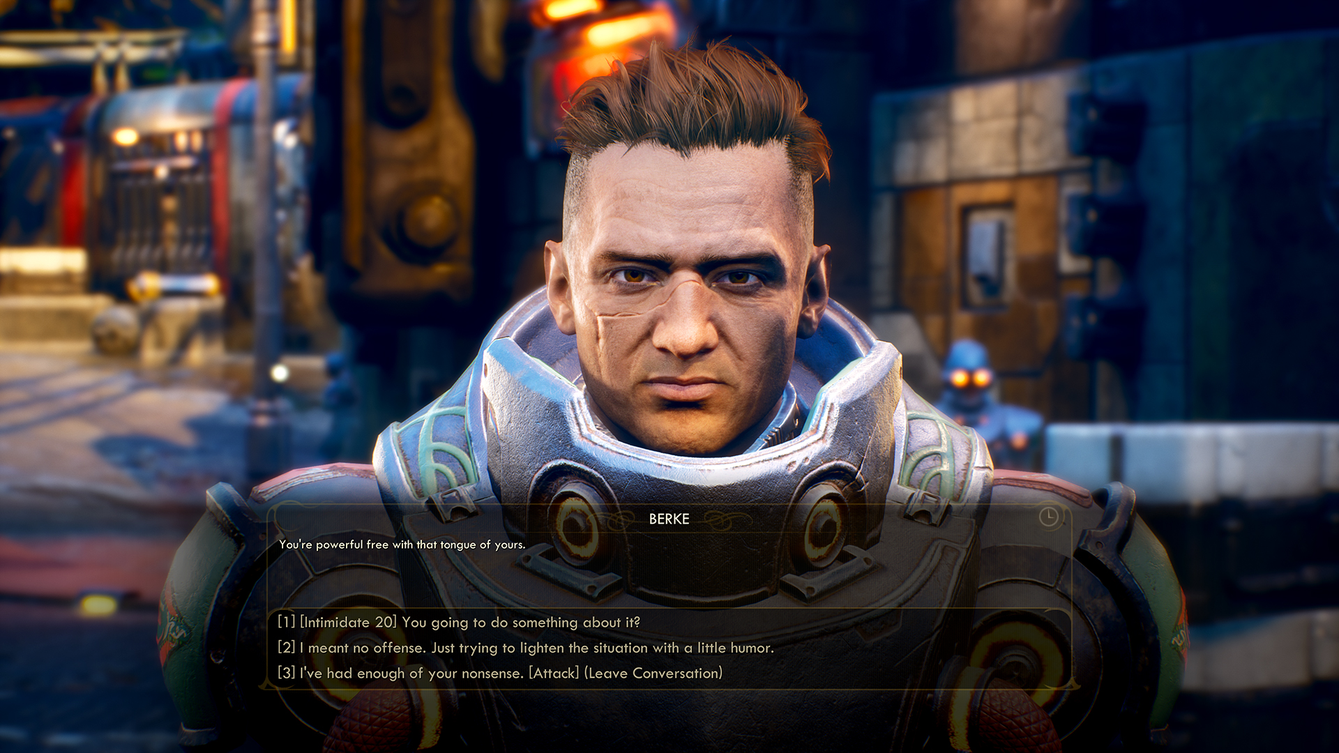 Here's over 20 minutes of The Outer Worlds E3 2019 gameplay footage | PC Gamer