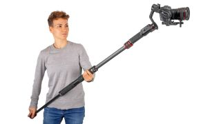 Manfrotto enters the gimbal stabilizer market