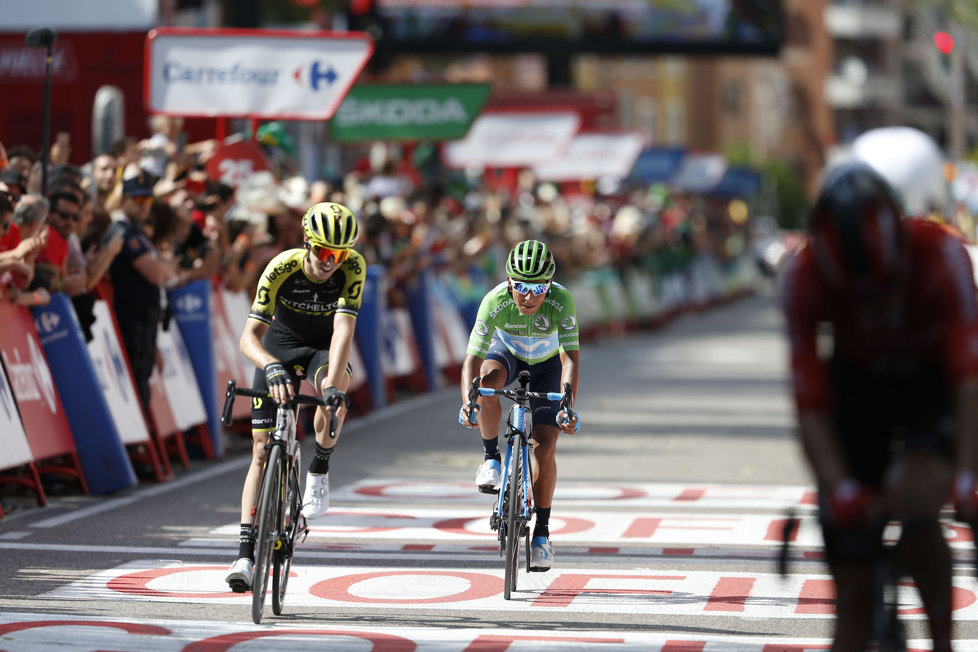 Nairo Quintana: 'I'll give everything until the end at Vuelta a España'