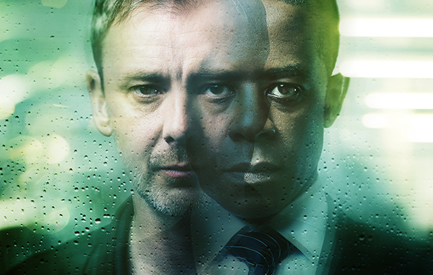 Trauma stars John Simm and Adrian Lester: It's a thrilling ride from the man behind Doctor Foster