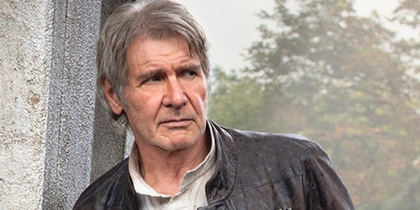 Harrison Ford in The Force Awakens